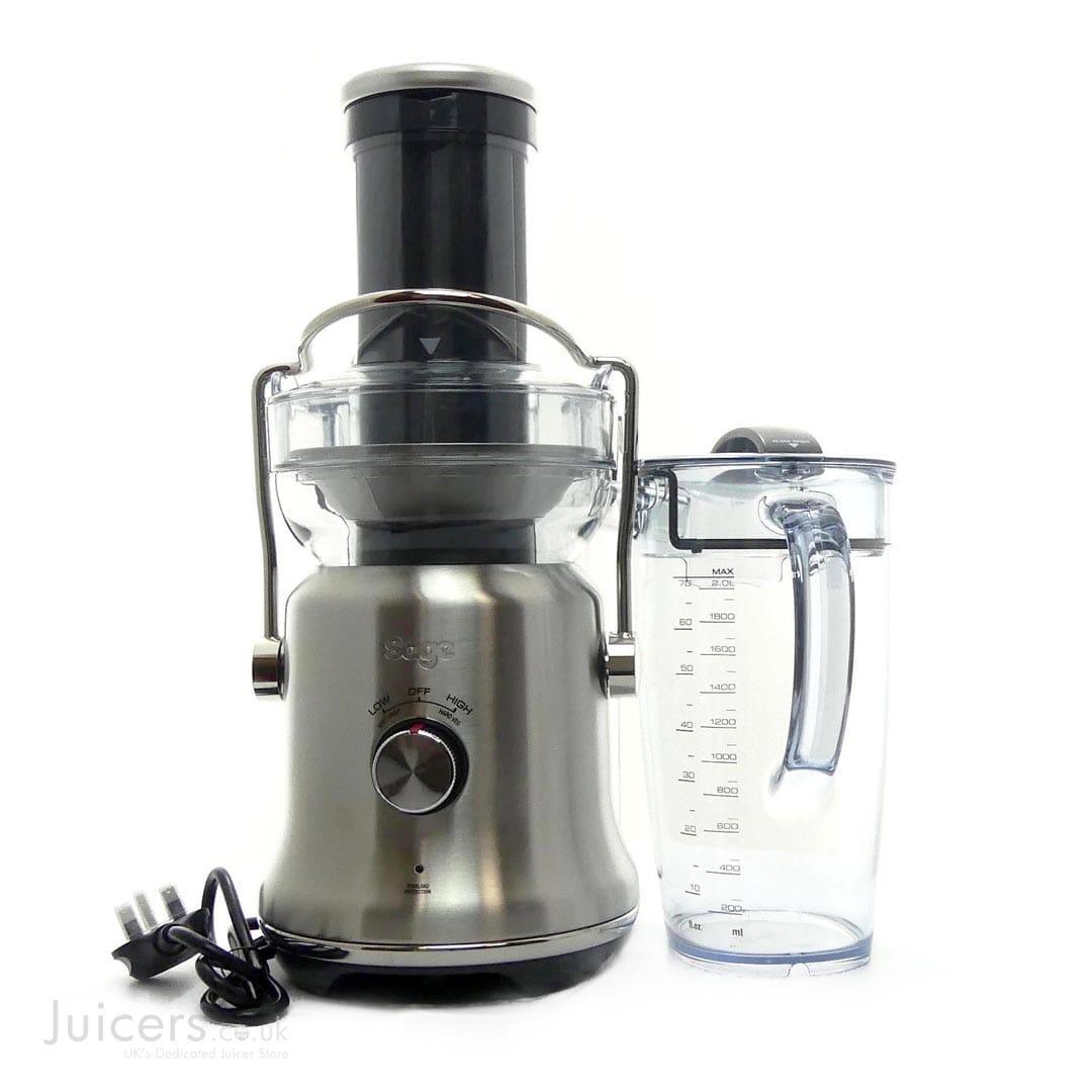 The Sage Nutri Juicer Cold Plus SJE530BSS
